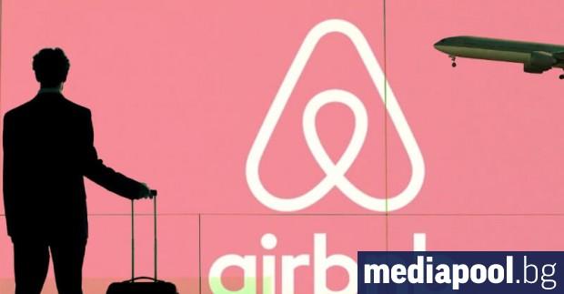 Компанията за краткосрочно наемане на жилища Airbnb обяви, че ще