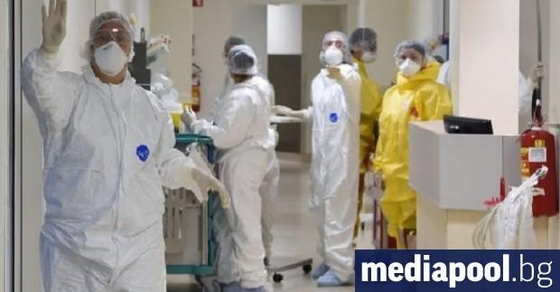 Лекарите в Ломбардия, италианската област, която бе най-силно засегната от