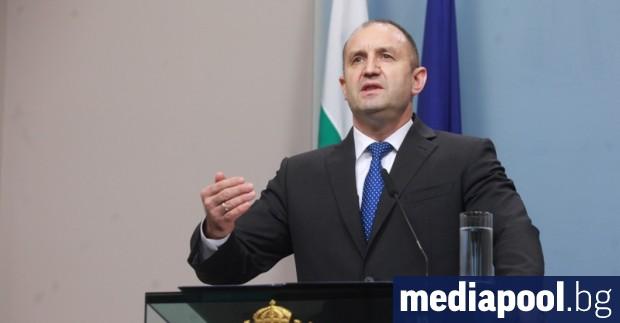 Президентът Румен Радев разкритикува правителството за ограничаването на правата, готвения
