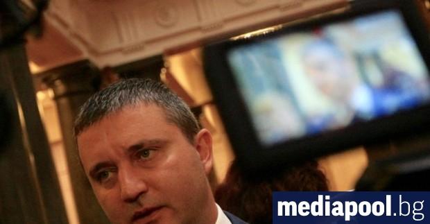 Финансовият министър Владислав Горанов подкрепи протеста на бизнеса срещу въведения