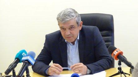 БСП ще сезира КС заради отстраняването на кмета на Благоевград