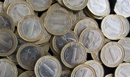 Бюджетът е с излишък от 1.6 млрд. лева в края на април