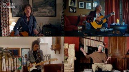 """Звезди се обединиха в шоу от домовете си """"Един свят: Заедно вкъщи"""""""