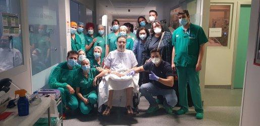 Епидемията в Европа: За първи ден в Испания излекуваните са повече от новозаразените