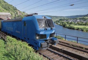 """БДЖ поръчва 10 умни локомотива на """"Сименс"""""""