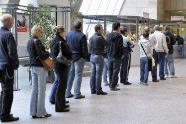 Крива на безработицата в извънредното положение