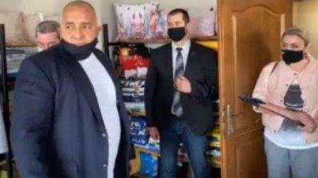 Борисов нареди непродадената българска стока да се изкупи от социалния патронаж (видео)