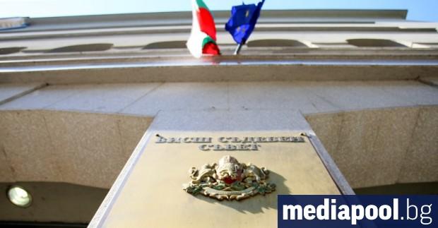 Висшият съдебен съвет (ВСС) наложи в четвъртък мораториум върху увеличението