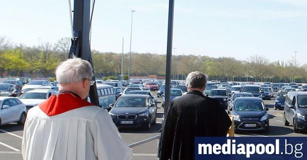 Стотици християни в германския град Дюселдорф имаха възможност да посетят