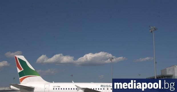 Трима пътници от полет на