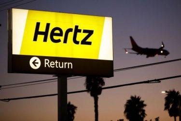 """""""Херц"""" - една от най-големите световни компании за коли под наем, обяви фалит"""