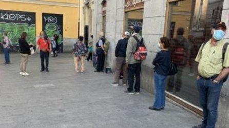 В Испания бедността експлодира по-бързо от финансовата криза през 2008 г.