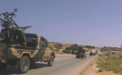 """Унизени, руските наемници от група """"Вагнер"""" спешно се изтеглят от Триполи"""