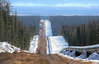 """Газпром"" рискува да загуби над 20 млрд. долара в ключовия газопровод за Китай"