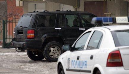 """След автогонка полицията задържа наркодилър в столичния квартал """"Дружба"""""""