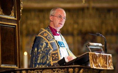 Кентърбърийският епископ тайно е работил като доброволец в болница по време на карантината