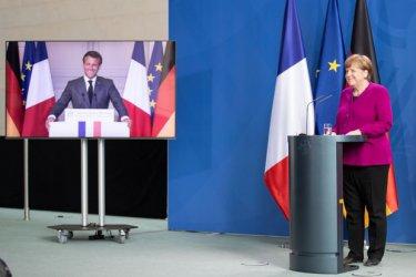 Германия и Франция с план за възстановяване на икономиката на ЕС за 500 милиарда евро