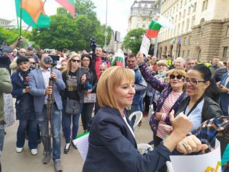 Мая Манолова обяви, че се готви за избори