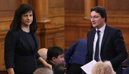 """ГЕРБ громи """"фалшивите новини"""" за доклада на Брюксел, БСП напомня за оставката на Кирилов"""