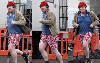 Кралицата разреши на Борис Джонсън да спортува в градините на Бъкингамския дворец