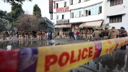 Девет души са загинали при изтичане на газ в завод в Индия
