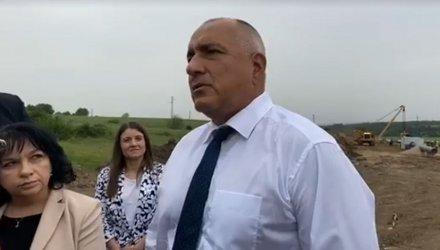 Борисов към българите: Имате голям късмет, че ви управляваме