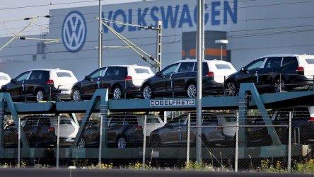 """Фолксваген"" спира работа отново, заради слаби продажби на автомобили"