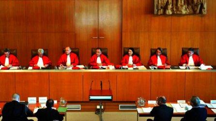 """""""Файненшъл таймс"""": Лудост е ЕК да се съди с Германия заради нейния конституционен съд"""