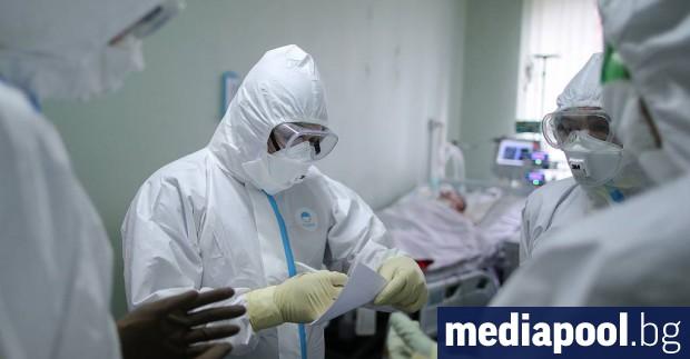Русия съобщи за 232 починали от новия коронавирус в последните
