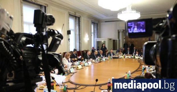 Today all GERB MPs, members of the Parliamentary Budget Committee