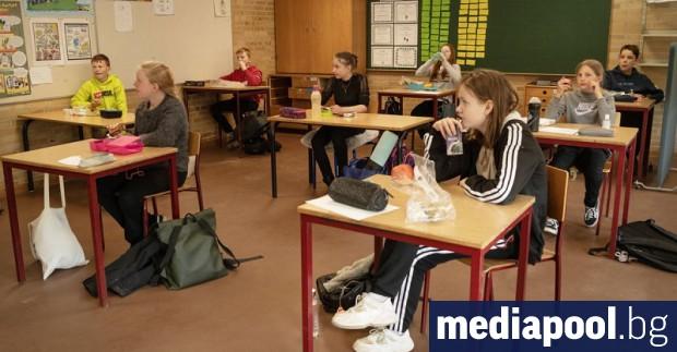 Правителствена агенция, която следи разпространението на коронавируса в Дания, съобщи,