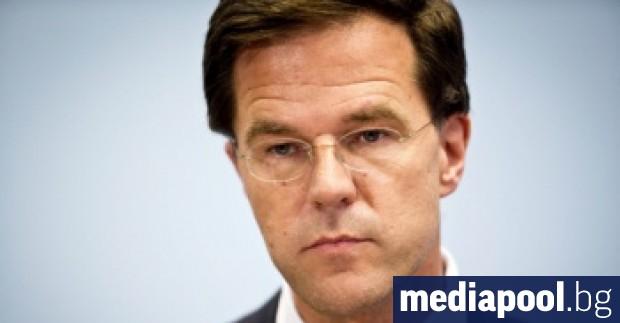 Министър-председателят на Нидерландия Марк Рюте съобщи, че е починала майка