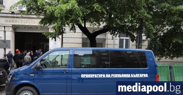 The Deputy Minister of Environment Krassimir Zhivkov was arrested today