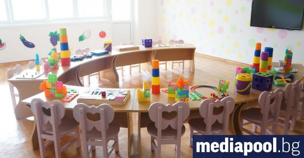 По-голямата част от детските градини и яслите на територията на