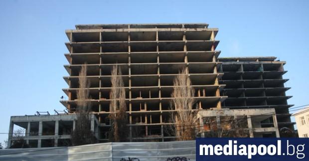 Премиерът Бойко Борисов обеща скелето на стария институт по педиатрия