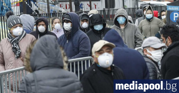 В САЩ за последните 24 часа от коронавирус са починали