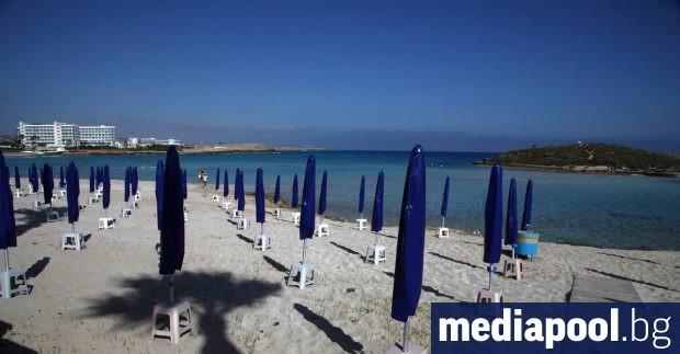 Средиземноморският курорт Агия Напа е известен с буйните си партита.
