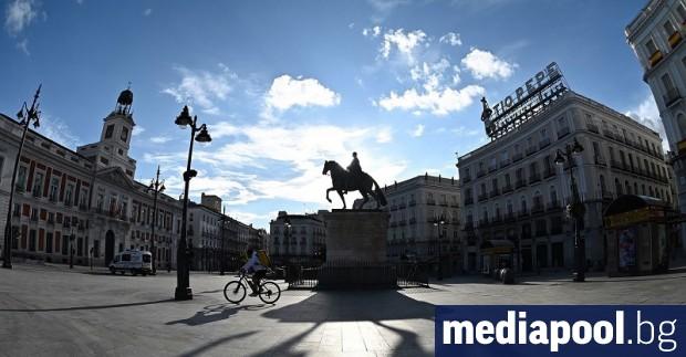 Испанският парламент одобри удължаването за четвърти път на извънредното положение,
