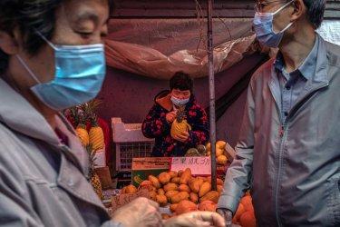 Само един нов случай на Covid-19 в Китай, в Южна Корея – 27