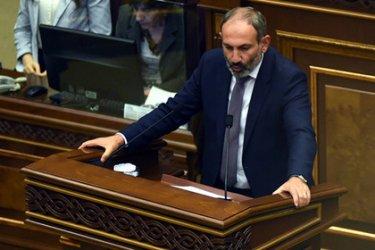 Премиерът на Армения даде положителна проба за коронавирус