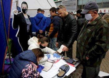 Президентските избори в Беларус не вървят по сценария на Лукашенко