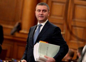 Горанов ще обясни в парламента облагането на хазарта