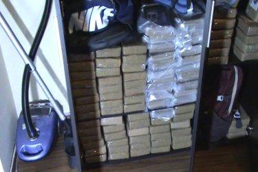 """Протеза и тетрадка вкараха в ареста заподозрян за кокаина в """"Студентски град"""""""