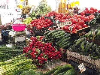 Протест на търговци на плодове и зеленчуци срещу скъпи изследвания за пестициди