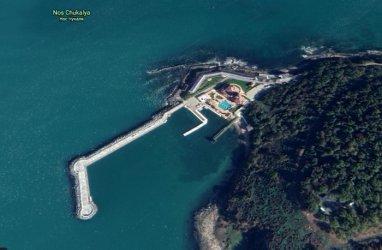 """Пристанището на """"морския сарай"""" на Доган е удължено незаконно с над 200 метра"""