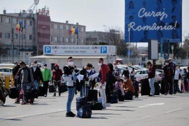 1,3 милиона румънци са се прибрали, защото са останали без работа, искат да се върнат обратно
