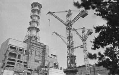"""Украйна разсекрети данни и за предишни аварии в АЕЦ """"Чернобил"""""""