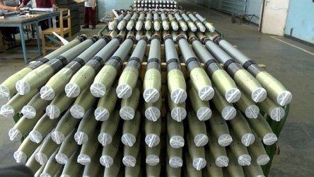 Двоен спад на износа на български оръжия за последните две години