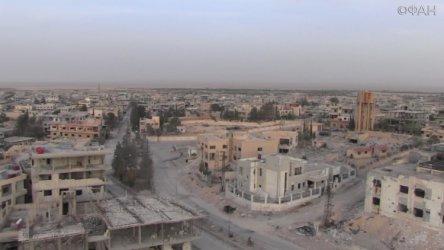 Първи руски удари в Северозападна Сирия от 3 месеца