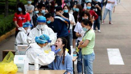 Китай съобщи за 25 нови болни от Covid-19 в Пекин